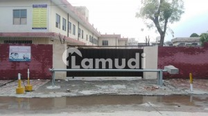 85 Marla School Building For Sale At Defence Mor Main Boulevard DHA Lahore