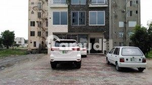 3000 Sq Feet Ground+Basement Shop For Rent At One Of The Most Posh Area Of Bahria Town Lahore