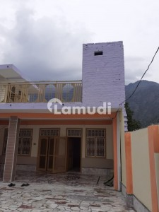 7 Marla Beautiful Fresh House With 2 Shops Available For Sale Tehsil Bahrain