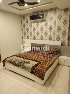 Furnished Apartment For Rent In Sector D, Bahria Town Lahore.