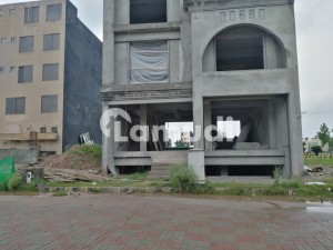 Shop Is Available For Sale In Enclave Heights 1