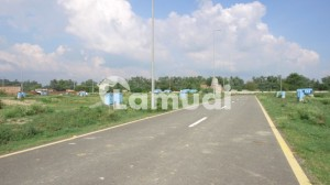 4 Marla Commercial Plot For Sale In DHA Phase 7 Lahore