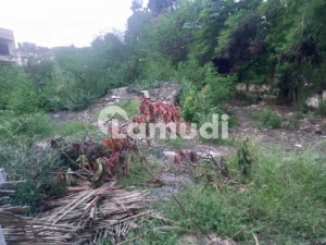 Corner With Extra Land 100 By 160 Plot Near To Margalla Road