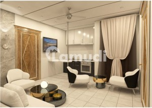 760 Sq.feet 2 Bed Apartment On 3 Years Installment Plan