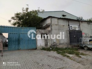 5 Kanal Land With Building Is Available For Sale