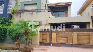 Fully Furnished 10 Marla Owner Build House Available Located At One The Best Site View In Dha Phase 4 Block Gg