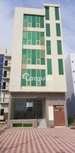 100 Square Yards Commercial Building For Sale In Al-Murtaza Commercial Area