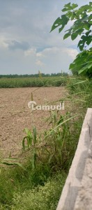 3 Kanal Aggriculture Land For Farm House With 100 Feet Front