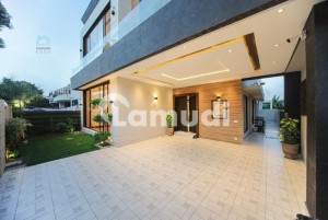 15 Marla Immaculate  Modern Design House with Home Theater for sale in DHA Lahore