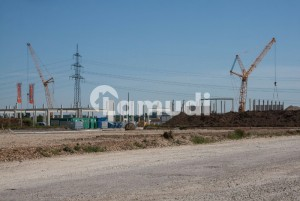 17 Acres Industrial Plot With Boundary Wall In Phase One Noriabad Industrial Area