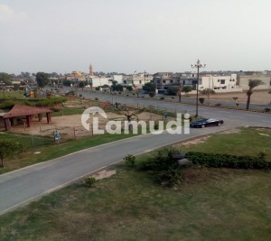 5 Marla Developed Plot In Jade Extension Park View Villas Lahore