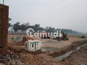 5 Marla Plot For Sale In Easy Installments