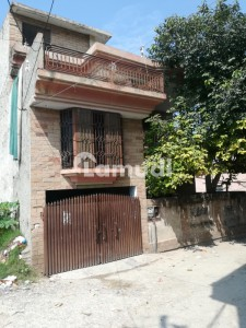 Urgent Sale 8.5 Marla Corner House On Main Street With Solid Construction For Sale