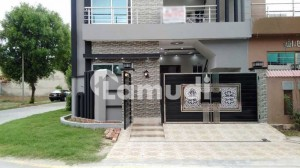 5 Marla Brand New Corner House For Sale In Topaz Block Of Park View Villas Lahore