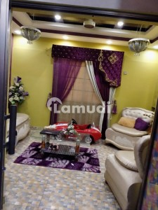 2 Bed Drawing Well Maintain Flat For Sale