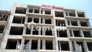 2nd Floor Shop For Sale In Front Of Bahria Enclave Head Office
