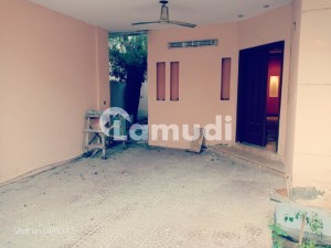 11 Marla House For Rent IN Khuda Bux Colony