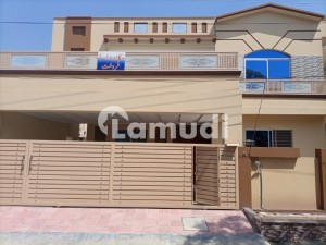 Double Storey Brand New House For Sale Double Side 30 Feet Wide Road
