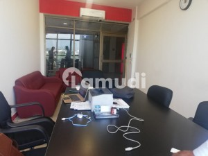 Furnished Fitted Office For Rent Above Gloria Jeans Cafe In F11 Markaz
