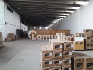 Warehouse For Rent In Defence Road Lahore