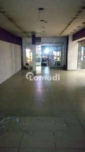 1500 Sq Feet Shop For Rent