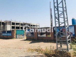 Good 289.89 Square Feet Office For Sale In Hayatabad