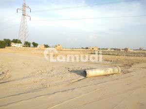 120 Sq Yard Residential Plot Available For Sale