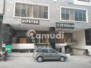 Bahria Town Phase 4 Civic Center Ground Floor Shop Double Shop For Rent