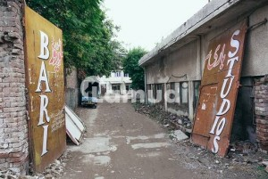 In Allama Iqbal Town Commercial Plot For Sale Sized 414000  Square Feet