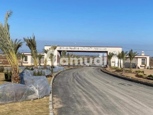 5 Marla Plot Available For Sale In DHA Peshawar