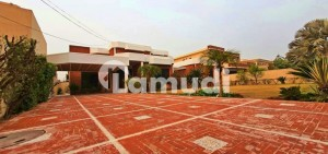 Back Of Main Road Superb Most Beautiful Unique Design 2 Kanal Bungalow For Sale
