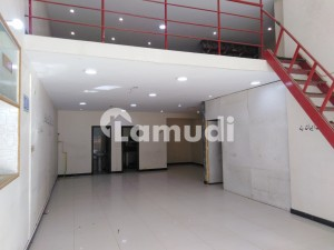 Commercial Showroom Available For Rent