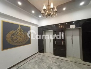 850  Square Feet Flat Is Available For Rent In Jinnah Avenue