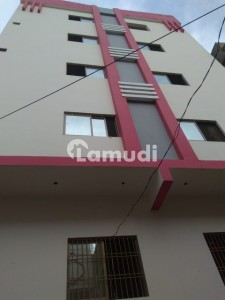 Flat Is Available For Sale In Golden Town
