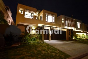 Defence Phase Vi Prime Location 500 Yards Pair Architect Designed Brand New Bungalow