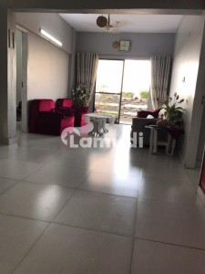 4 Bed Drawing Dinning Flat Is Available For Sale At Al Naseer Tower 2nd Floor Leased Road Facing