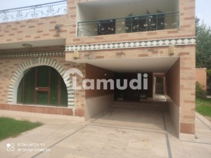 Single Storey House On VIP Location