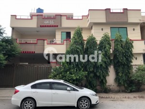 12 Marla House Available For Sale In Marghzar Officers Colony