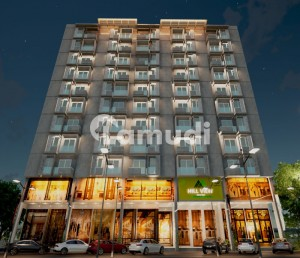 100 SFt Shop on Easy installment in Liberty Commercial Bahria Town Karachi