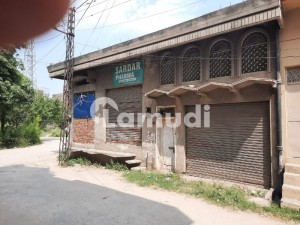 Habib Property Offers 8 Marla Commercial Corner Building For Sale In People Colony Block W Gujranwala