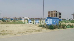 Plot No 223 Corner Location all Paid 9 Marla Commercial Plot For Sale