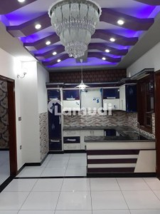 120 Sq Yards West Open Double Storey Bungalow For Sale 2nd Next To Corner At Saadi Town Block 4