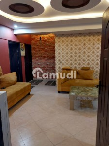 Luxury And Full Furnished Flat Available For Sale In E-1/14 Fortune Residency