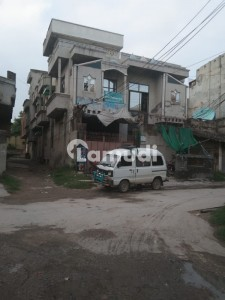 Double Storey With Basement Building For Rent