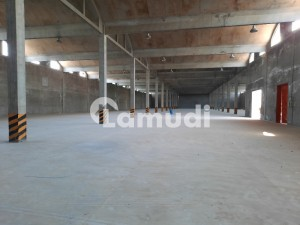180000 Sq Ft Ware House For Rent On Main Multan Road