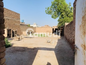 2700  Square Feet Residential Plot Is Available On Bosan Road