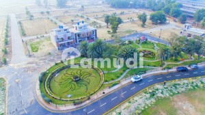 3 Marla Plot For Sale In Imperial Block Nearest To Park