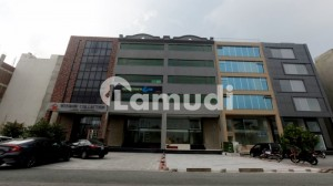 Commercial Building Is Available For Rent In D H A Phase 6  Main Boulevard Lahore