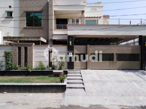 13 Marla Double Storey House Is Available For Sale In Peoples Colony No 1 Block D Faisalabad