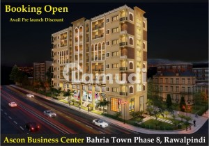 Ascon Builders Presents Commercial Shop In Bahria Town